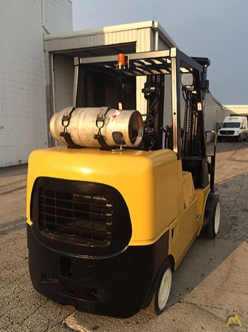 10,000 lb CAT GC45K Lift Truck For Sale For Sale