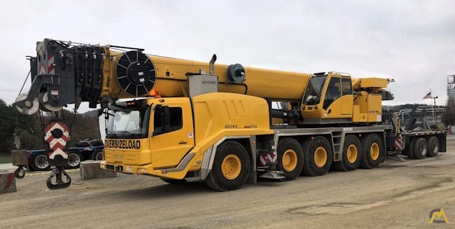 Grove GMK5135 135-Ton All Terrain Crane 0