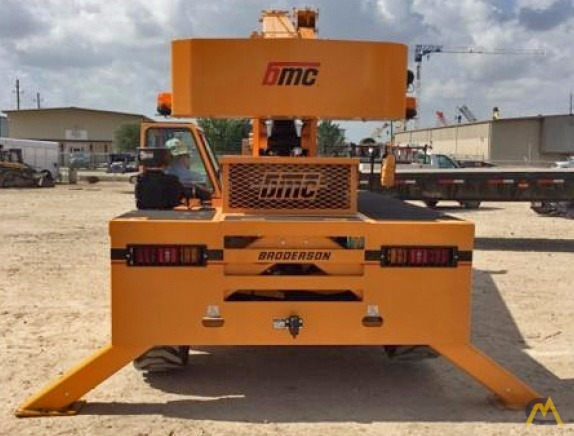 Broderson IC-200-J 15-ton Industrial Carry Deck Crane 3