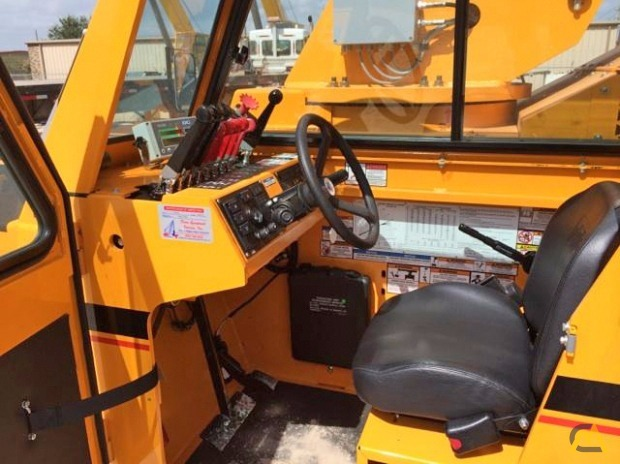 Broderson IC-200-J 15-ton Industrial Carry Deck Crane 4