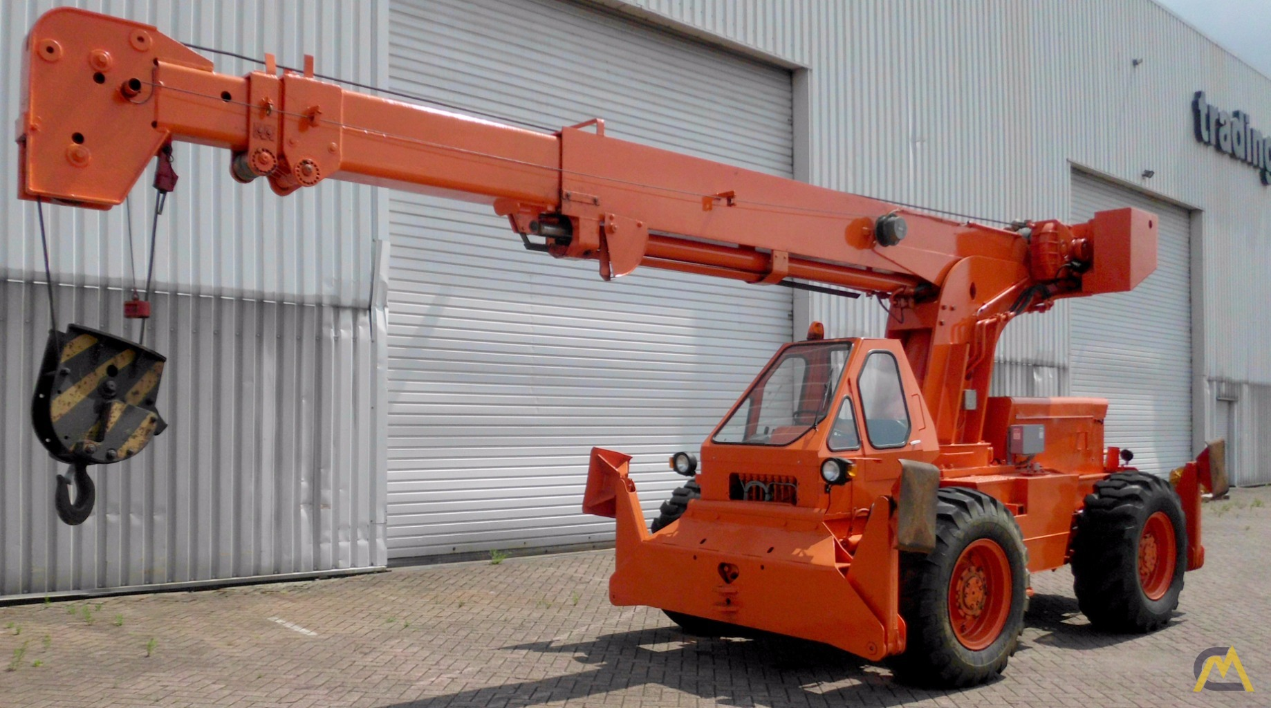 15t Galion 150A Down Cab Rough Terrain Crane 1