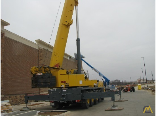Grove GMK5165 165-Ton All Terrain Crane 8
