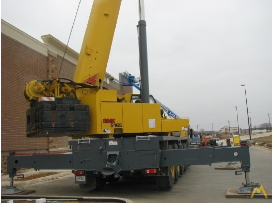 Grove GMK5165 165-Ton All Terrain Crane 1