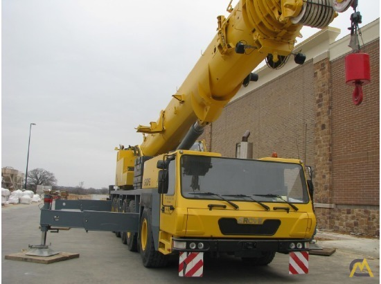 Grove GMK5165 165-Ton All Terrain Crane 9