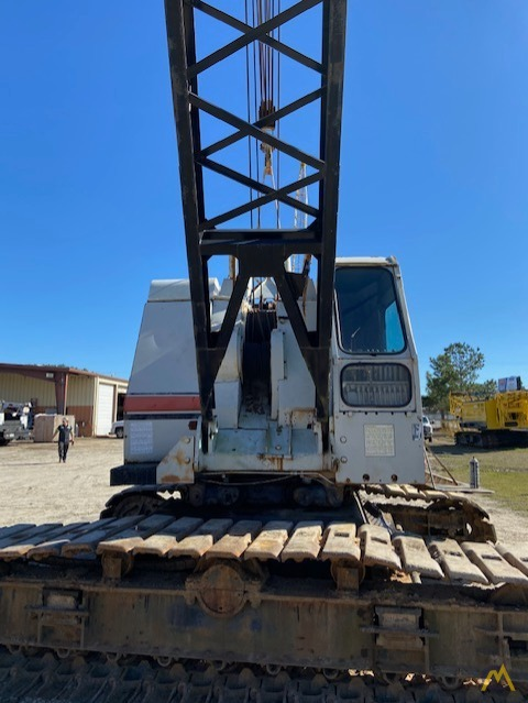 1967 Link-Belt HC-108B 45-Ton Lattice Boom Truck Crane 5