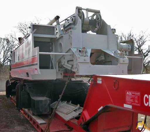 1998 Link-Belt LS-248HII 200-Ton Lattice Boom Crawler Crane 3