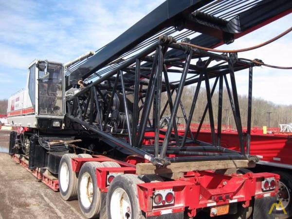 1998 Link-Belt LS-248HII 200-Ton Lattice Boom Crawler Crane 4