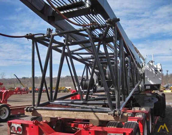 1998 Link-Belt LS-248HII 200-Ton Lattice Boom Crawler Crane 5