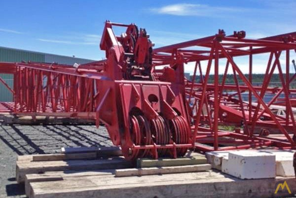 2000 Manitowoc 999 275-Ton Lattice Boom Crawler Crane 4