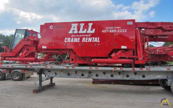 mobile crane market in indonesia Ale's massive crane begins  load ever lifted by a land-based mobile crane  capacity crane in the market by a 'significant margin' and it's.