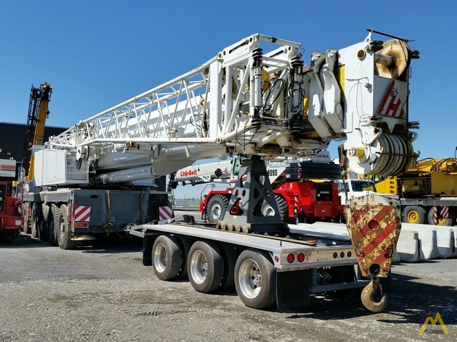 2002 Demag AC 180 200-Ton All Terrain Crane 2