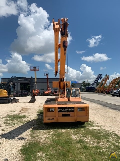 2000 Broderson IC-80-3F 9-Ton Carry Deck Crane  3