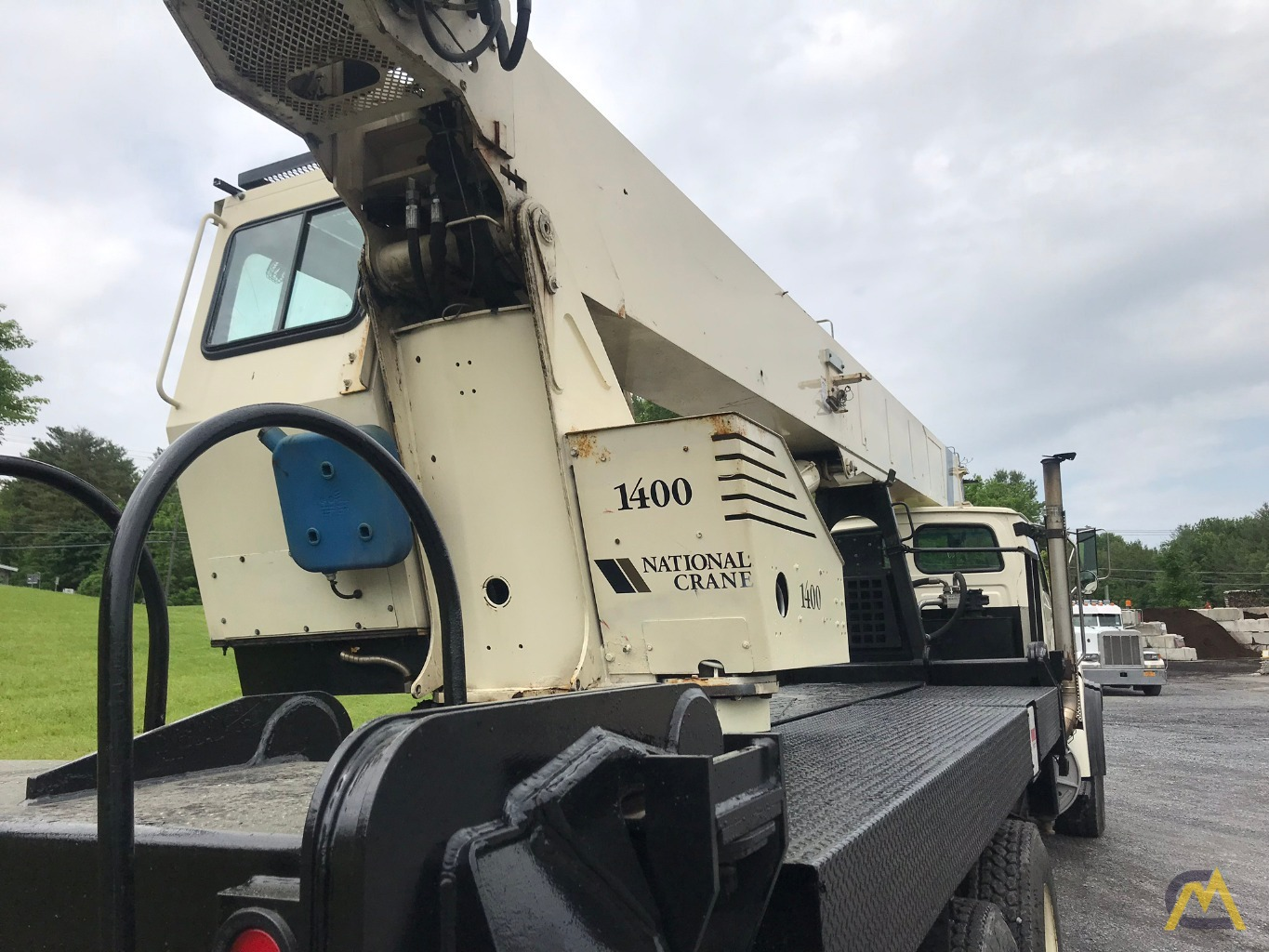 2004 National 14127 33-Ton Boom Truck - Immediately Available 10