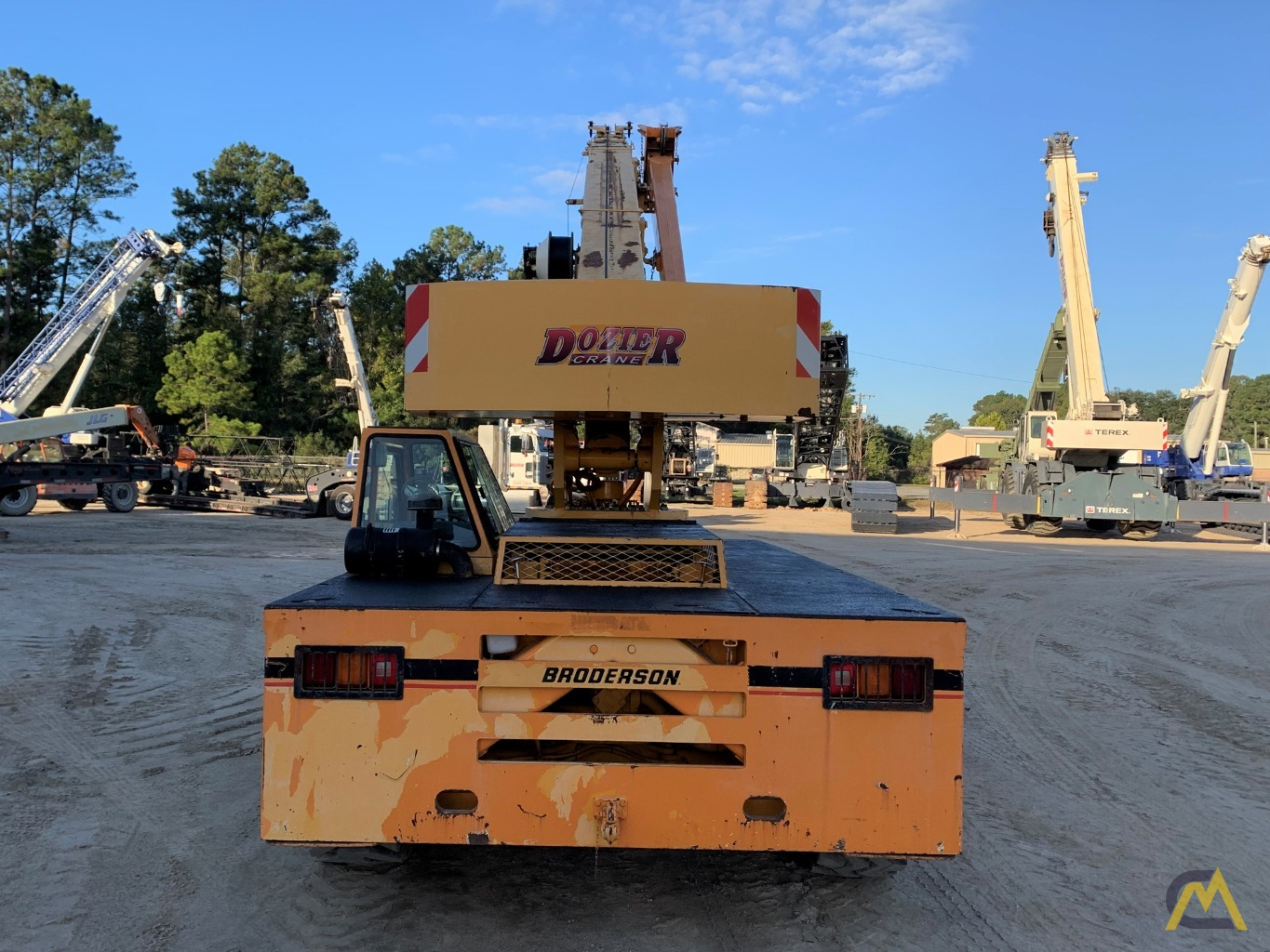 2005 Broderson IC-200-3F 15-Ton Carry Deck Crane 2