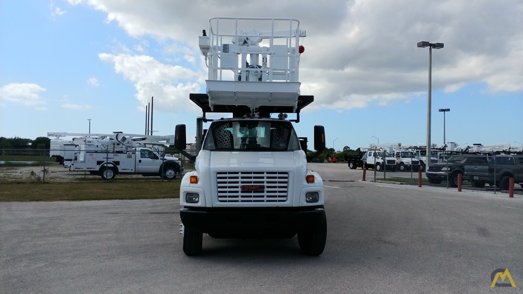 2006 GMC C8500 6x4 Manitex SC75 3-Ton Sign Crane - 26676 1