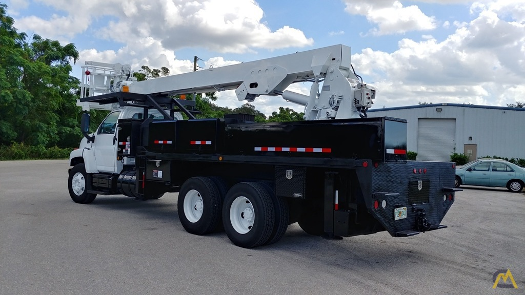 2006 GMC C8500 6x4 Manitex SC75 3-Ton Sign Crane - 26676 5