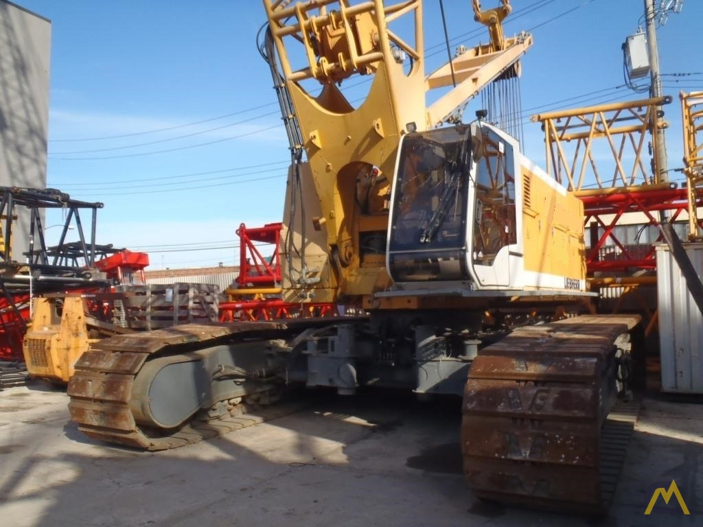 2006 Liebherr HS 885 HD 150-Ton Crawler Crane For Sale