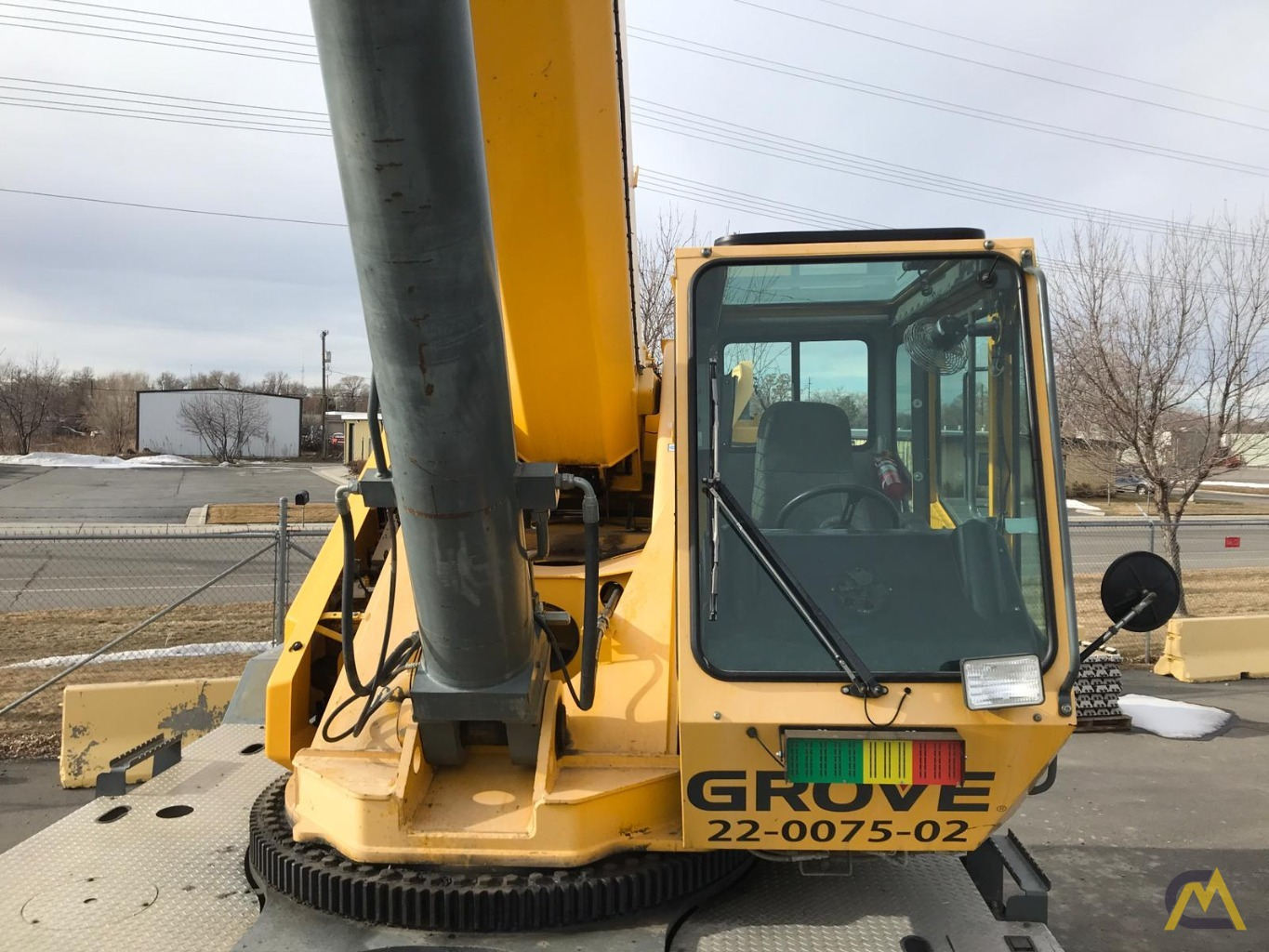Grove RT875E 75-Ton Rough Terrain Crane 16