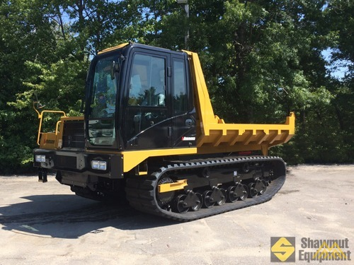 2008 Morooka MST2200VD Crawler Carrier 0