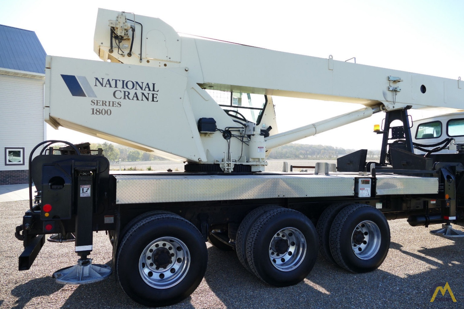 National 18142 40-Ton Boom Truck Crane on Sterling - CranesList ID: 247, 7