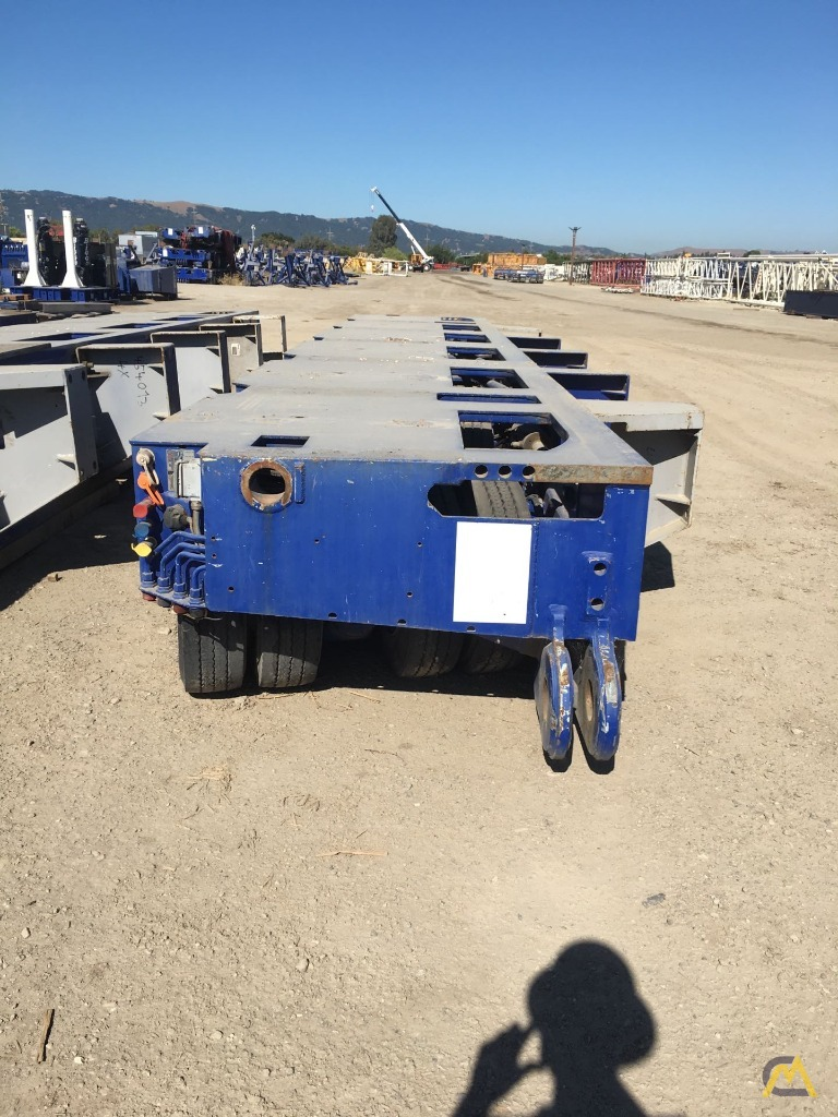 2012 Goldhofer THP/SL-6 Trailer Module 1