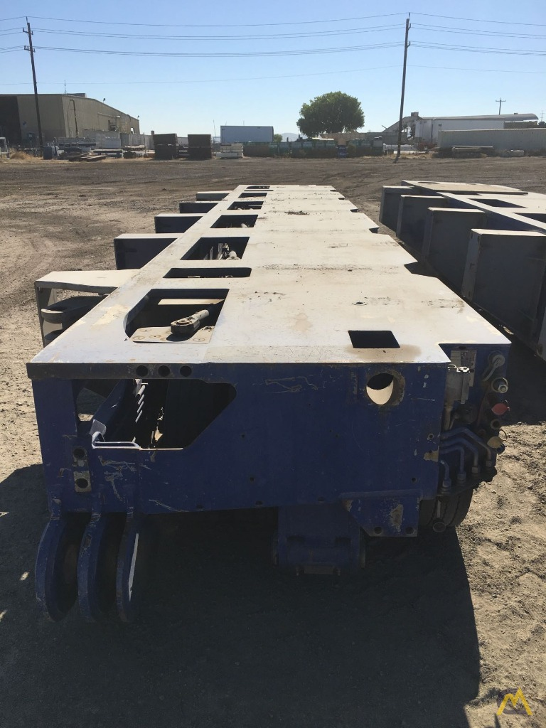 2012 Goldhofer THP/SL-6 Trailer Module 3