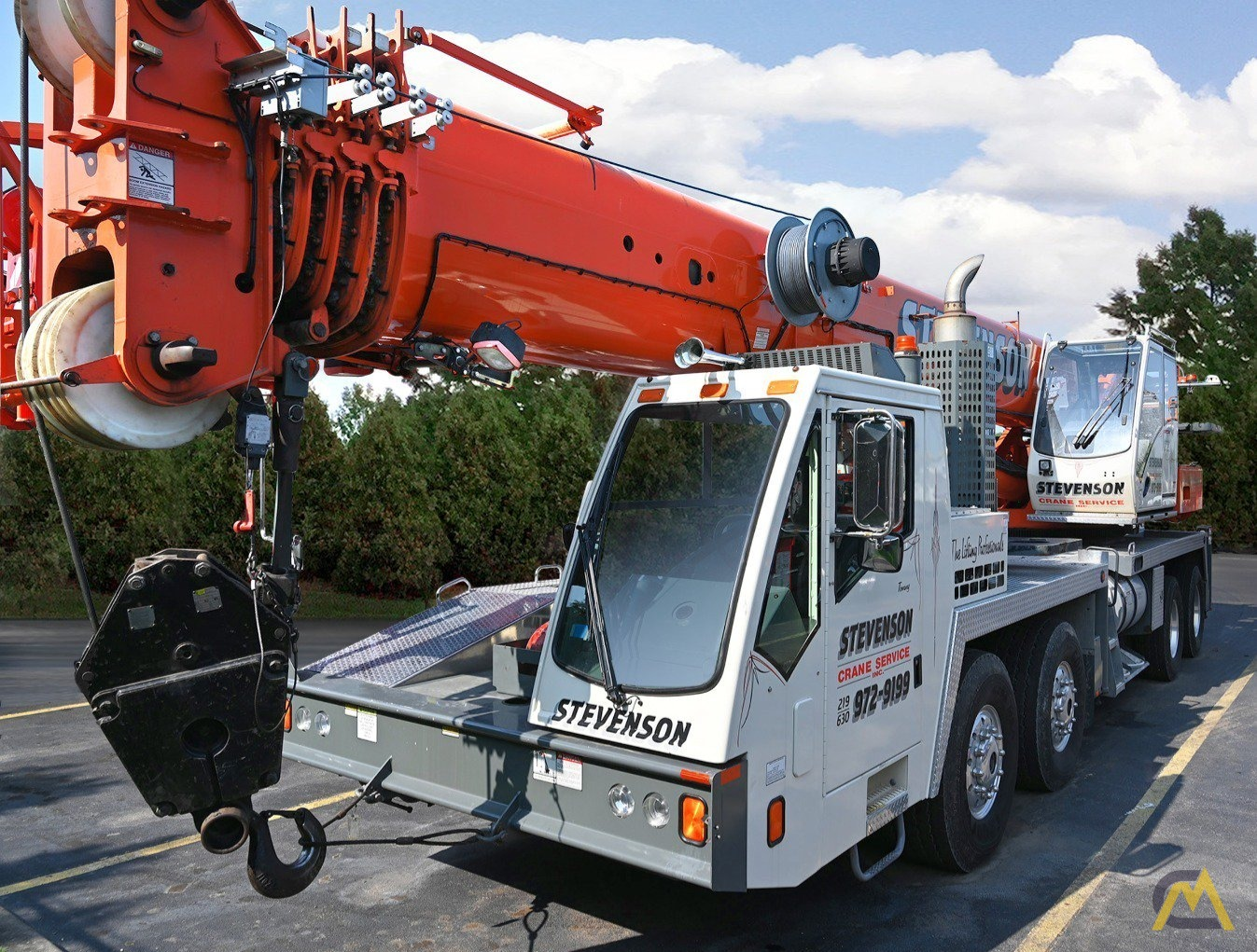 2012 Grove TMS9000E 110-Ton Hydraulic Truck Crane  Motivated Seller, All Reasonable Offers Considered 0