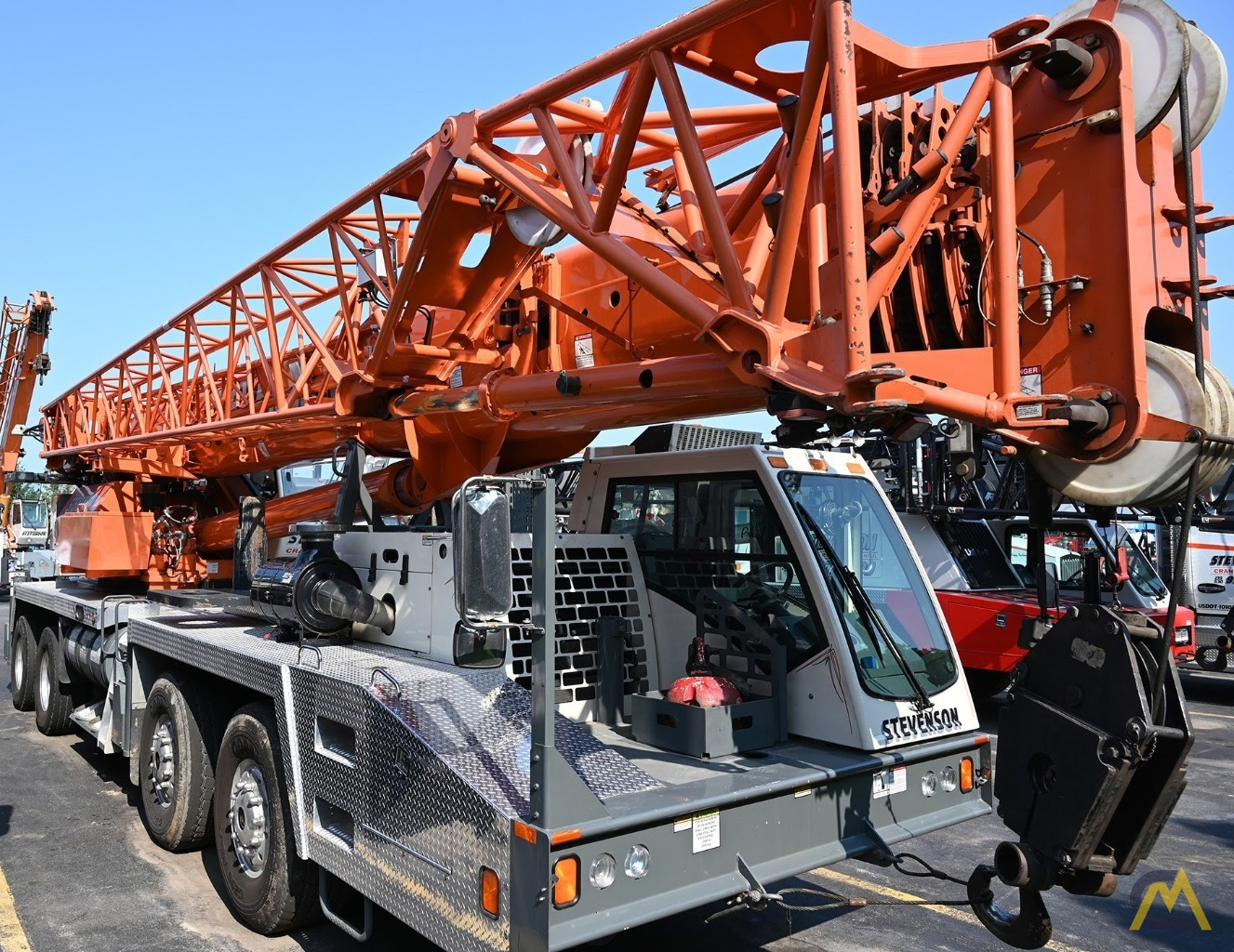 2012 Grove TMS9000E 110-Ton Hydraulic Truck Crane  Motivated Seller, All Reasonable Offers Considered 1