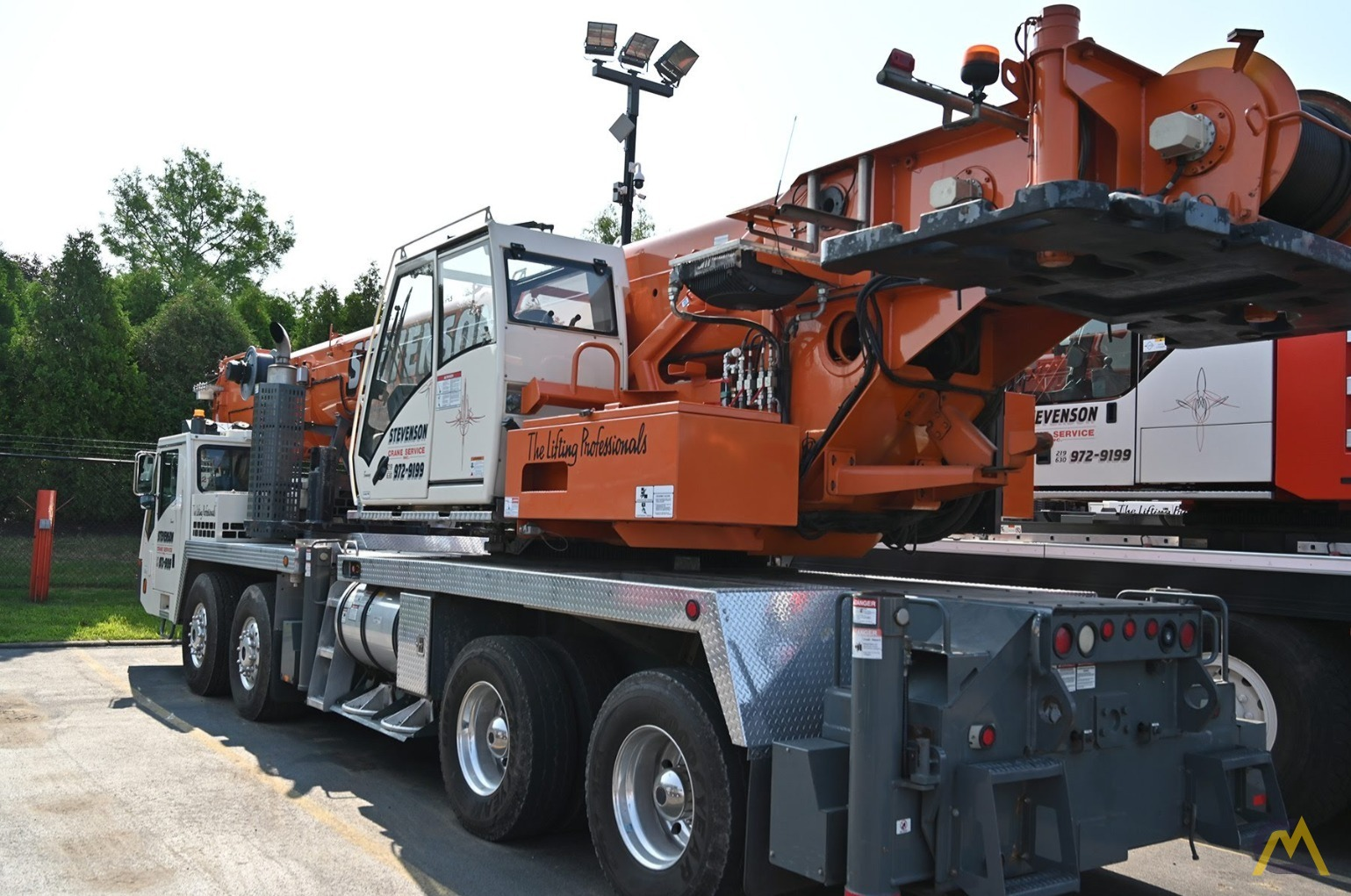 2012 Grove TMS9000E 110-Ton Hydraulic Truck Crane  Motivated Seller, All Reasonable Offers Considered 4