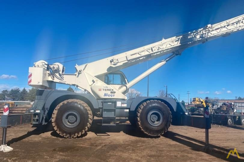 2012 Terex RT 780 80-Ton Rough Terrain Crane 0