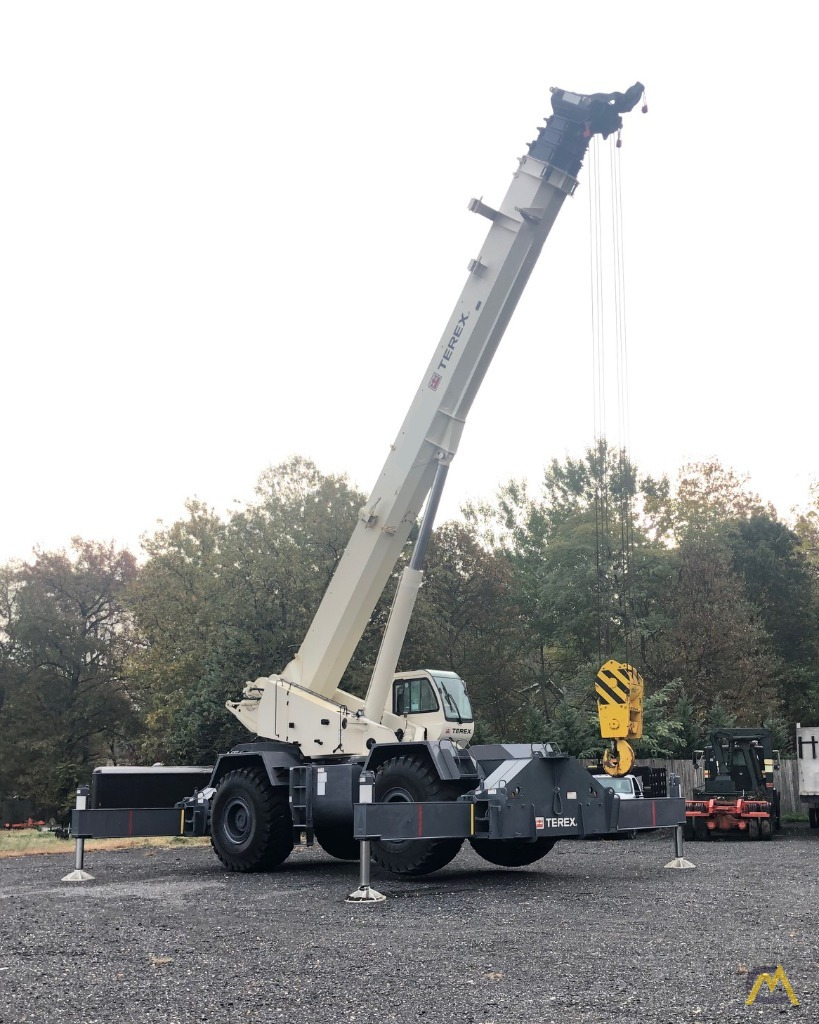 2012 Terex RT130 130-Ton Rough Terrain Crane 1