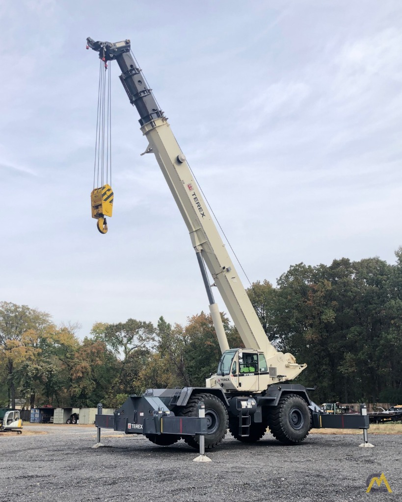 2012 Terex RT130 130-Ton Rough Terrain Crane 3