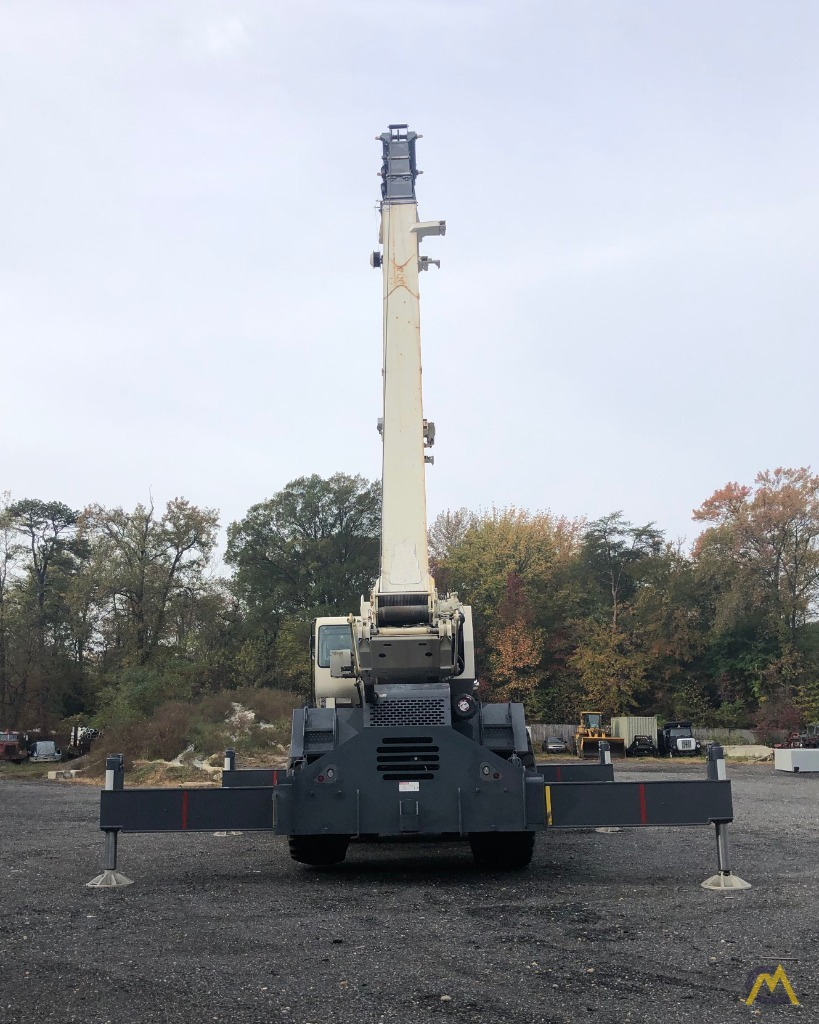 2012 Terex RT130 130-Ton Rough Terrain Crane 9