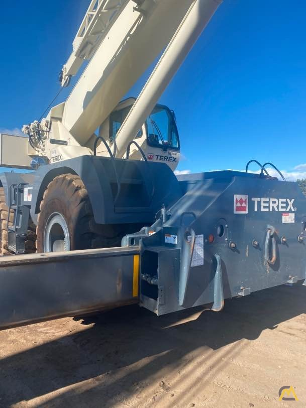 2012 Terex RT 780 80-Ton Rough Terrain Crane 5