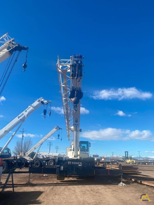 2012 Terex RT 780 80-Ton Rough Terrain Crane 12