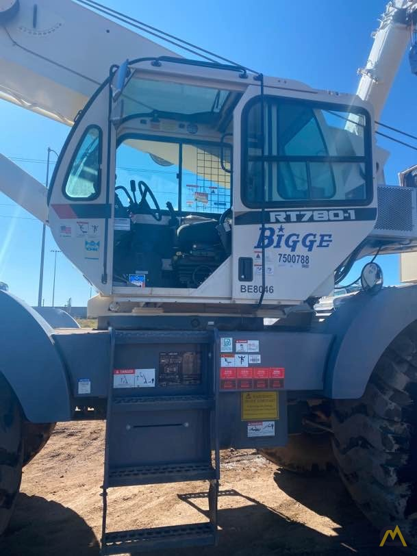 2012 Terex RT 780 80-Ton Rough Terrain Crane 14