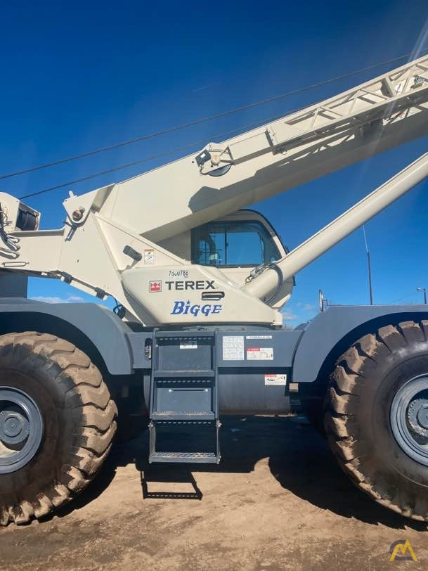 2012 Terex RT 780 80-Ton Rough Terrain Crane 1