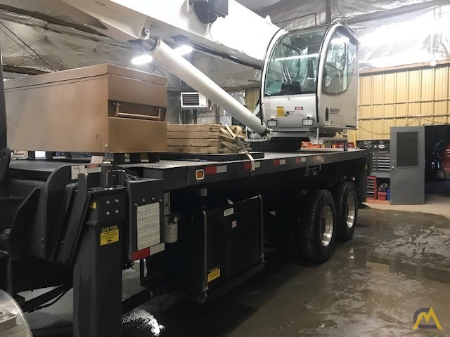 2013/2014 Manitex 40124S w/ New-Style Crane Cab on Kenworth 'Parade Pretty' – One owner/Operator, Low Miles/Hours, Stored Indoors 6