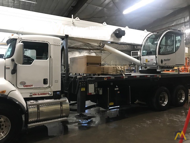 2013/2014 Manitex 40124S w/ New-Style Crane Cab on Kenworth 'Parade Pretty' – One owner/Operator, Low Miles/Hours, Stored Indoors 25