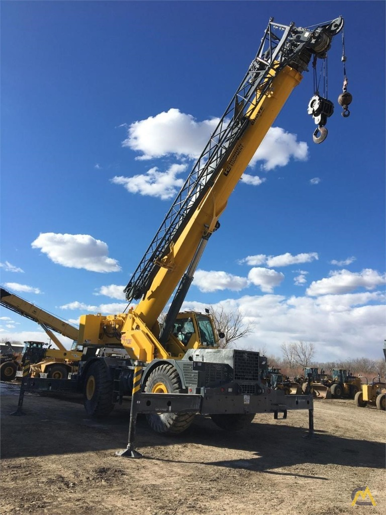 2013 Grove RT770E 70-Ton Rough Terrain Crane 4