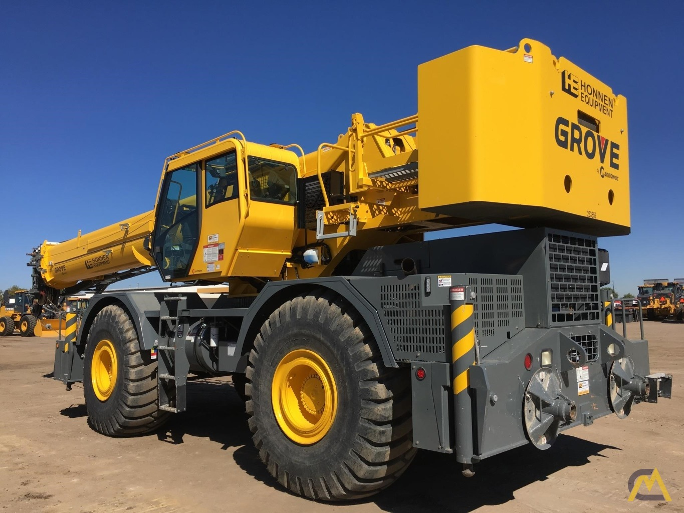 2013 Grove RT770E 70-Ton Rough Terrain Crane 5