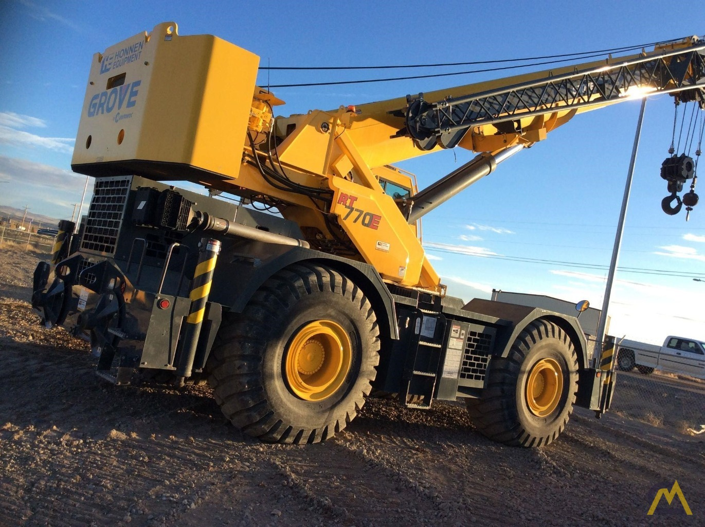2013 Grove RT770E 70-Ton Rough Terrain Crane 2