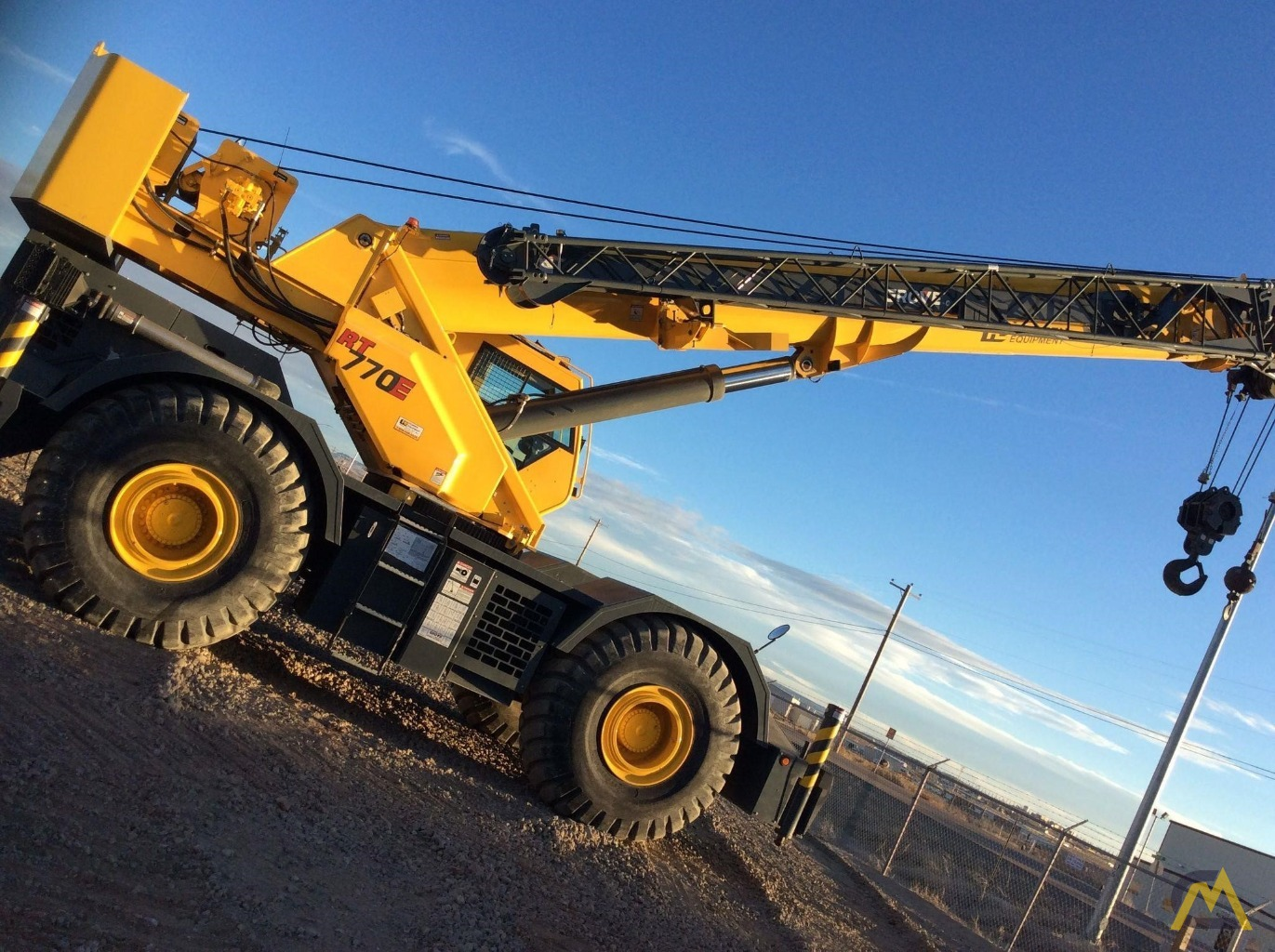 2013 Grove RT770E 70-Ton Rough Terrain Crane 3