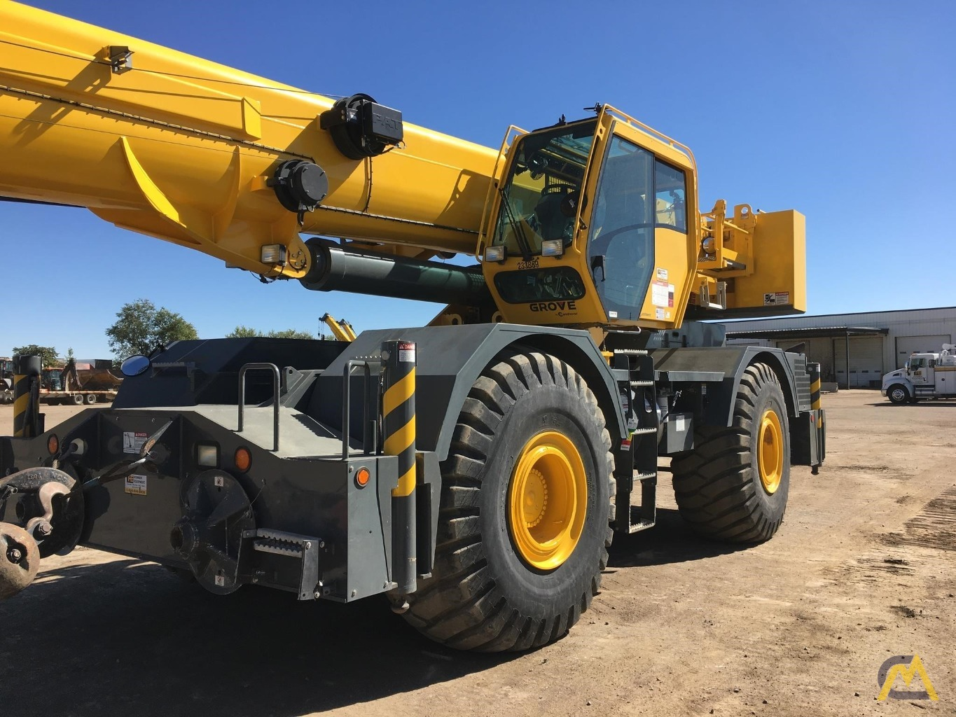 2013 Grove RT770E 70-Ton Rough Terrain Crane 6