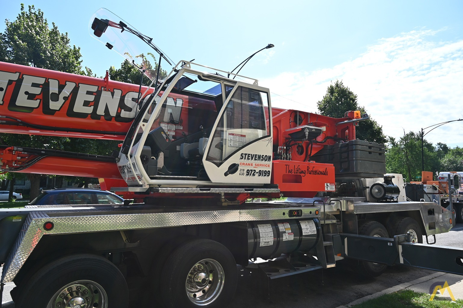 2013 Grove TMS9000E 110-Ton Hydraulic Truck Crane Motivated Seller, All Reasonable Offers Considered 1