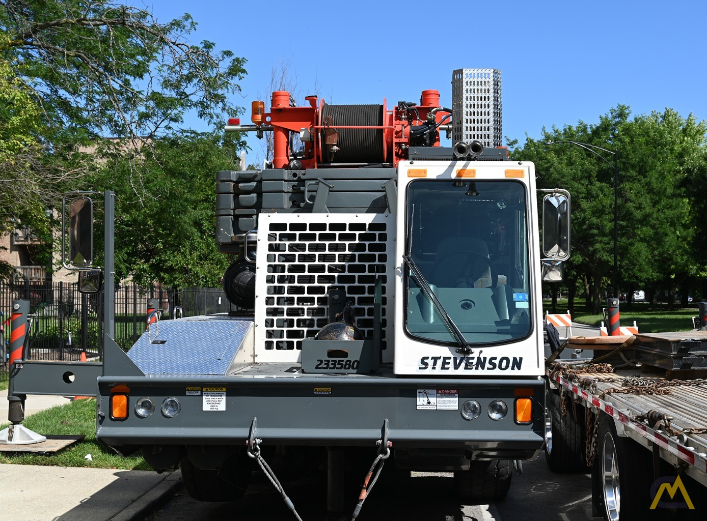 2013 Grove TMS9000E 110-Ton Hydraulic Truck Crane Motivated Seller, All Reasonable Offers Considered 3