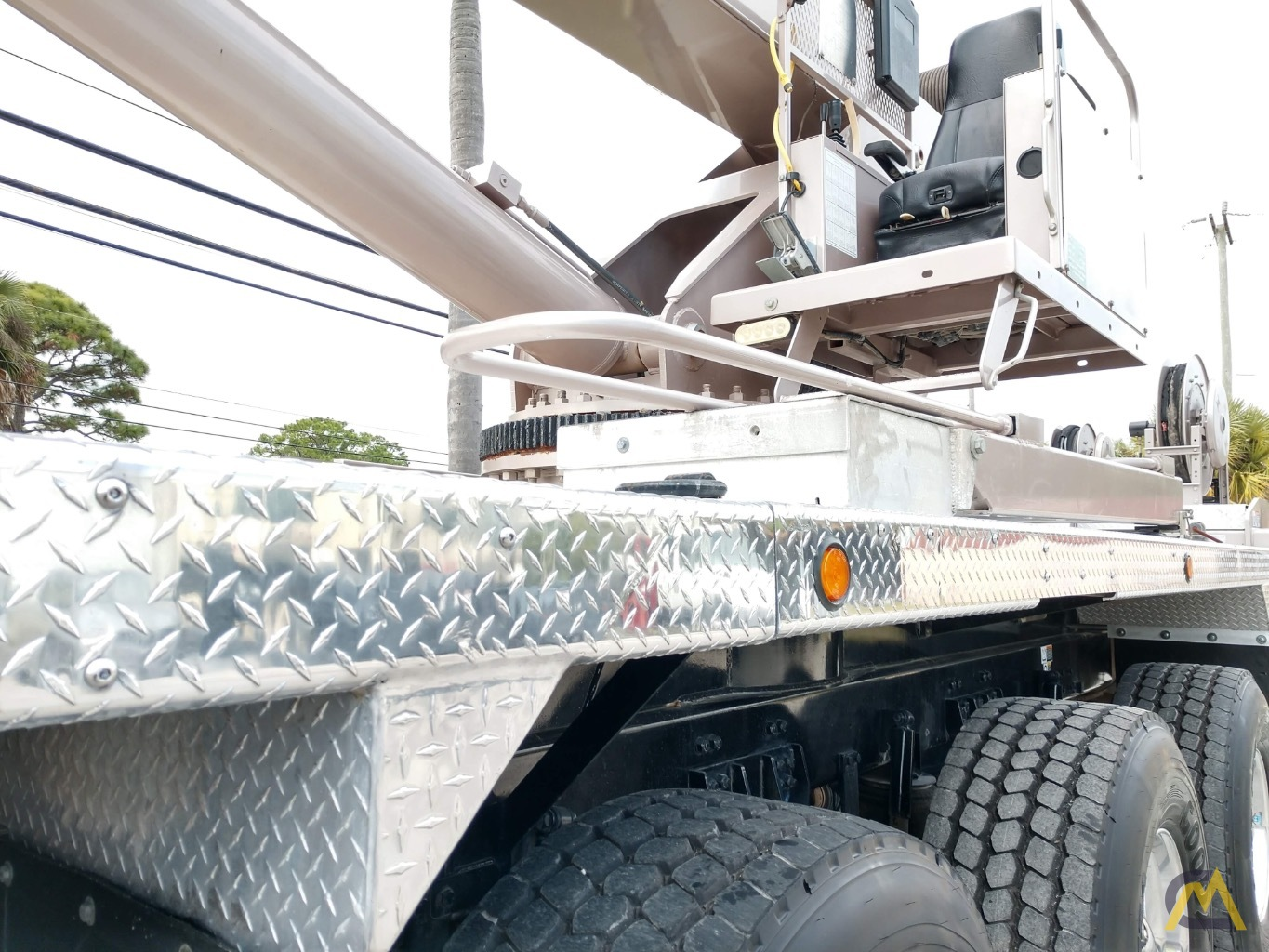 Manitex 5084S 50-ton Boom Truck Crane with LOW HOURS!! 3