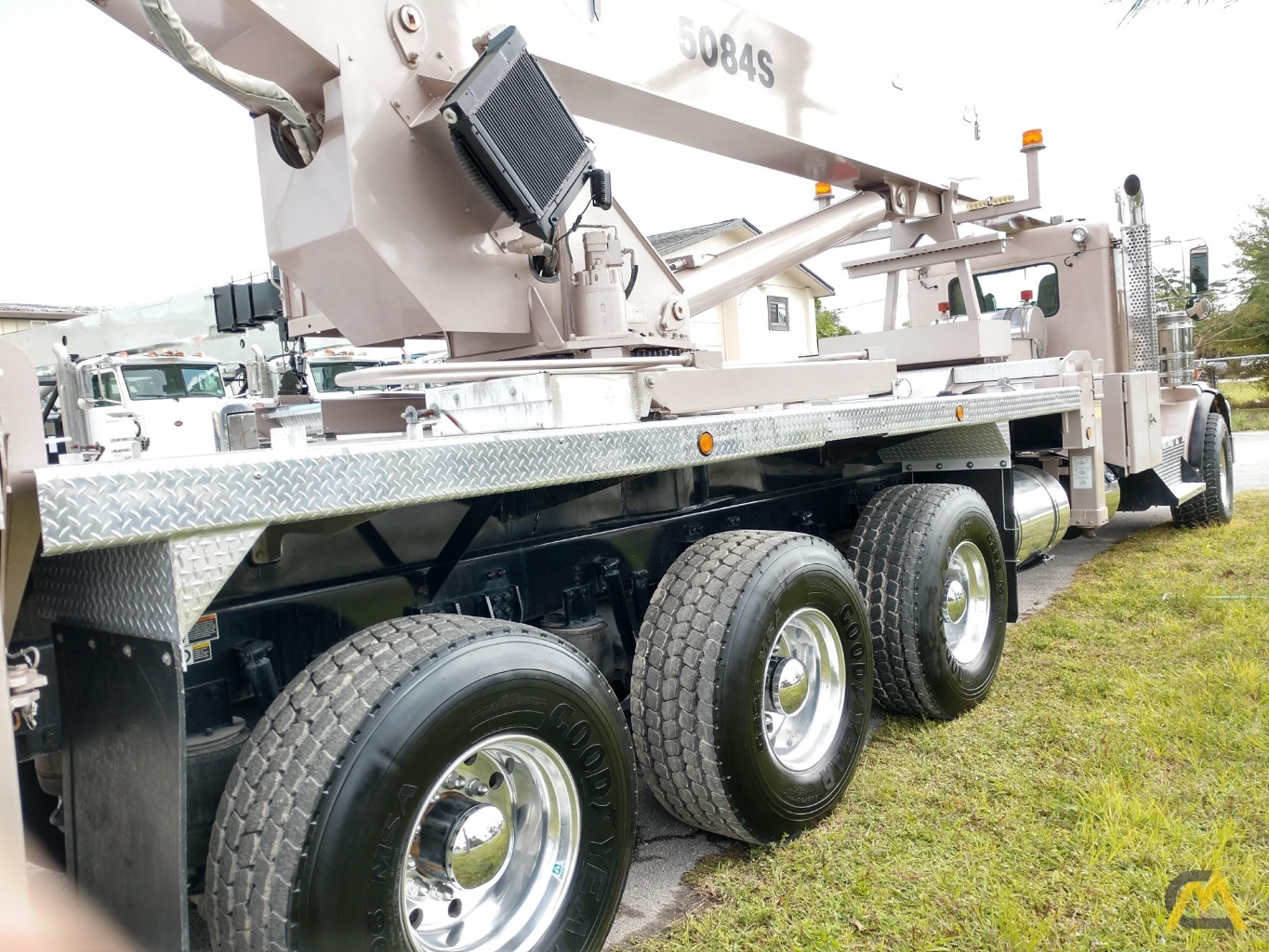 Manitex 5084S 50-ton Boom Truck Crane with LOW HOURS!! 4