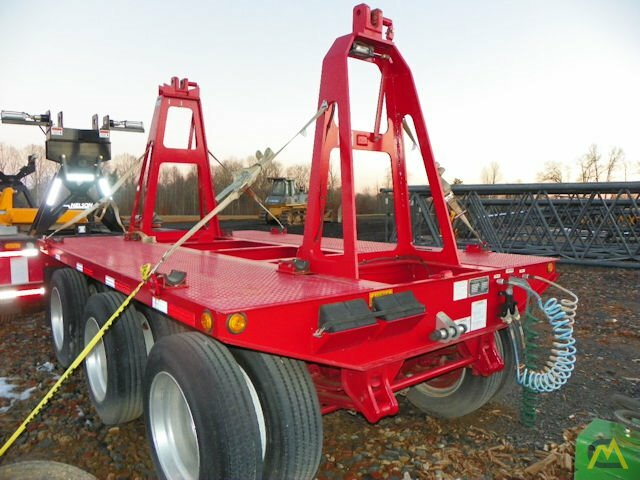 2013 Nelson Boom Dolly for Link-Belt HTC-8690/HTC-86100 7