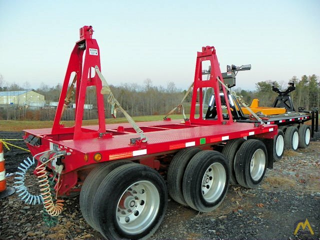 2013 Nelson Boom Dolly for Link-Belt HTC-8690/HTC-86100 9